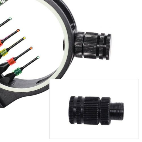 For TRUGLO Bow sight light Parts TRUGLO Trophy 3//8-32 COBRA For Durable