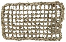 """1259 Round 6/"""" Seagrass Mat Foraging Bird Toy parrot cage toys cages craft part"""