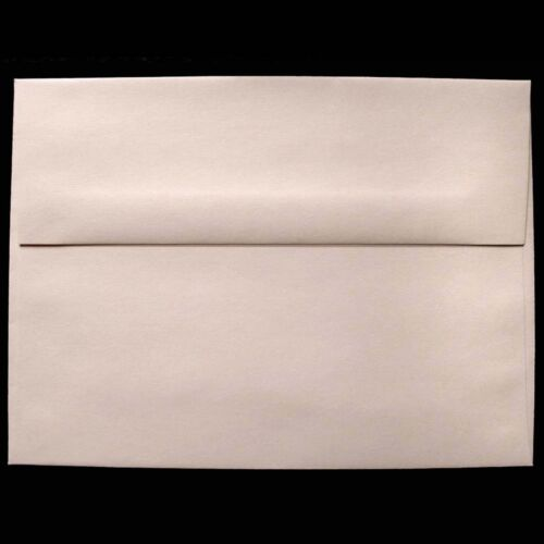 25 a7 envelopes for 5x7 cards invitations announcements cappuccino