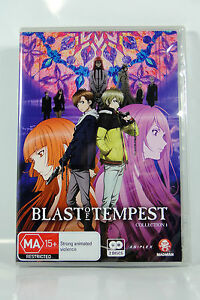 Blast-of-Tempest-Collection-1-Eps-1-12-Subtitled-Ed-Region4-DVD-BRAND-NEW