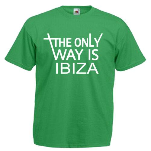 Ibiza Niños T Shirt