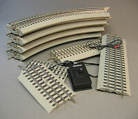 Lionel O Gauge Fastrack Oval With Uncoupler Train Fast Track 40 X 60 Un-coupler