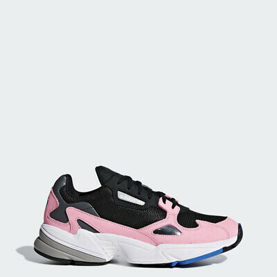 Adidas Originals Falcon B28126 Black Pink, Women's Sneakers Running Shoes | eBay