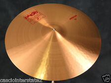 Paiste 2002 Series 18'' Medium Crash Cymbal - Excellent Demo Model