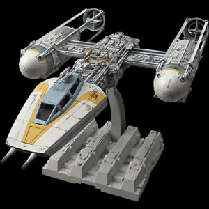 Star Wars Model Kit Spacecraft Vehicle Original Trilogy 007 1/72 Y-Wing Fighter