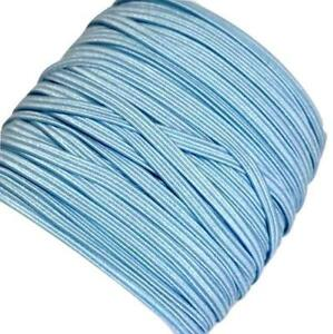 "10 yards royal blue 1//8/"" thin skinny elastic DIY baby headbands /& accessories"