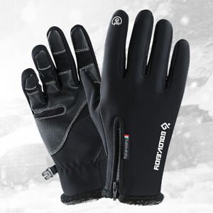 10-Ski-Gloves-Zipper-Winter-Sports-Thermal-Touch-Waterproof-Snow-Skiing-Skate