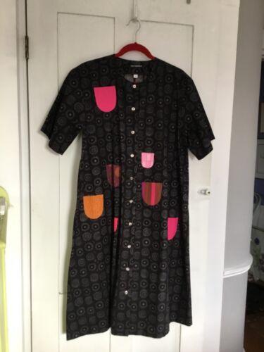 MARIMEKKO KIHLATASKU/ILOINEN TAKKI Dress Pockets S
