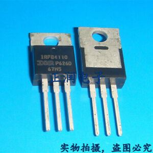 10pcs-IRFB4110-IRFB4110PBF-Power-MOSFET-TO-220