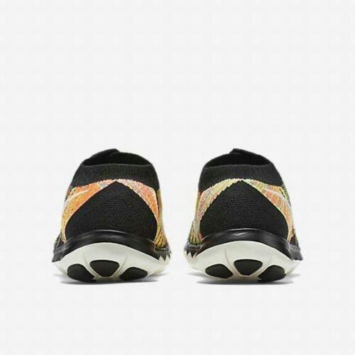 718420 Nouveau 0 Flyknit voile Orange 5 3 Nike Uk Eur 011 Wmns Noir Free Hyper 39 5 qa46wxSx