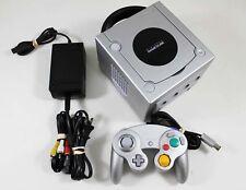 Nintendo GameCube Limited Edition Platinum Console (NTSC)
