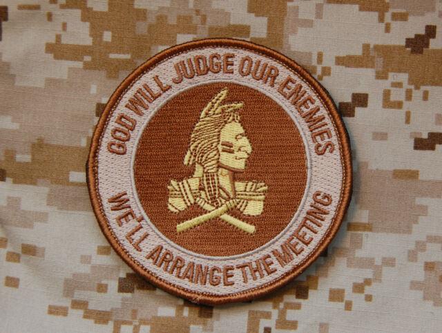 Navy Seal Team 6 Devgru Red Squadron Patch Aor1 No Easy Day Zero