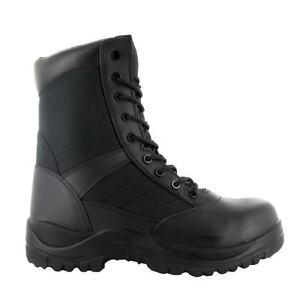 Magnum Centurion 8.0 Combat Boot Black police security prison cadet