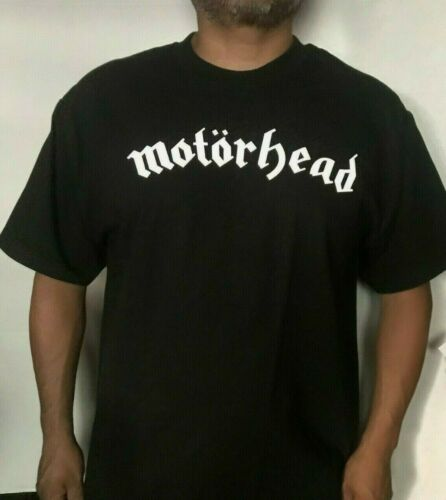 MOTORHEAD  ROCK BAND MEN/'S T-SHIRTS SIZES