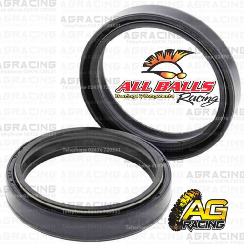 All Balls Fork Oil Seals Kit For Husqvarna FE 250 2015 15 Motocross Enduro New
