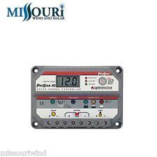 MorningStar ProStar 30M Solar Panel Charge Controller 12/24 V Digital Meter