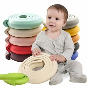 Baby-Corner-Table-Soft-Protectors-Kids-Safety-Strip-Furniture-Edge-Guards-Foam