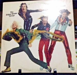 THE EDGAR WINTER GROUP Shock Treatment Album Released 1974 Vinyl/Record  Collect