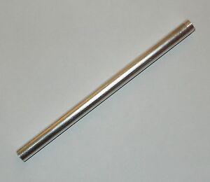 Alu-Ersatzrohr-fuer-Shisha-Wasserpfeife-silberfarben-14-5cm-10mm-Gewinde-NEU