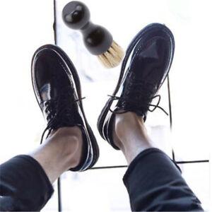 Bristle-Horse-Hair-Shoe-Polish-Applicator-Brush-Horsehair-Wooden-Shoe-Dauber-N7