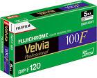 Fuji Professional Provia 100f 120 Medium Format Slide Film - Super Fine Grain