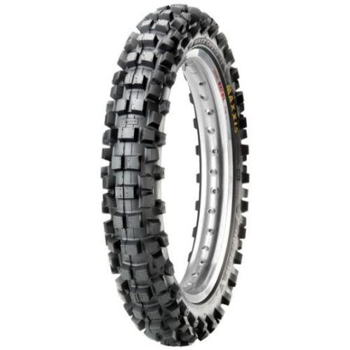 Kawasaki KX 80 79-00 Maxxis M7305 Maxxcross Pro IT 90//100-14 49M Rear Tyre