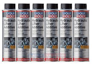 6 X Liqui Moly Hydraulic Lifter Additive 300ml