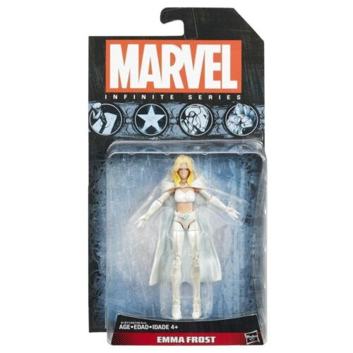 "Marvel Legends Infinite Action Figures Emma Frost 3.75/"" ACTION FIGURE"