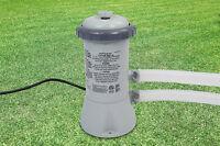 Intex 530 Gph Easy Set Swimming Pool Filter Pump W/ Gfci 603   28603eg on sale