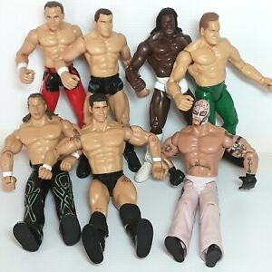 WWE-Wrestler-figure-toy-doll-figurine-Wrestling-Jakks-Bulk