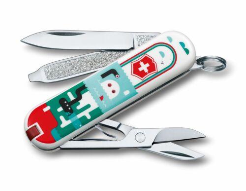 Victorinox 0.6223.L1502 Classic SD Swiss Army Knife Sea World