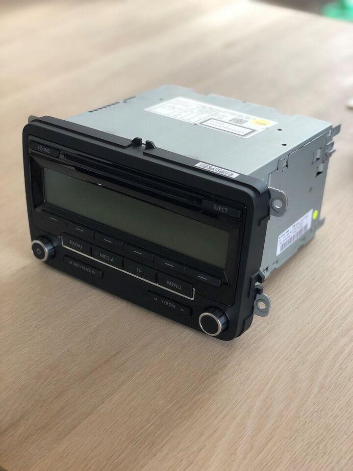 andet mærke VW RCD310, Radio