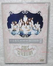 Girls' Generation JAPAN FIRST TOUR JAPAN DVD (GENIE Run Devil Run MR.TAXI)