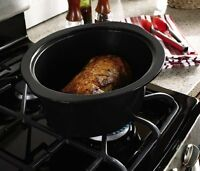 Crock-pot 6-quart Countdown Slow Cooker With Stovetop-safe Cooking Pot, Stainles on sale