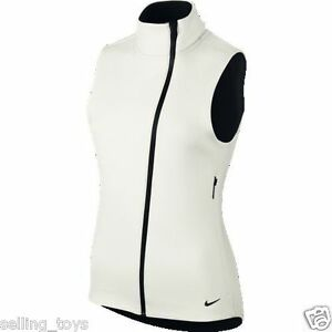 718910-151 New with tag Nike Women Therma Sphere Max Vest IVORY