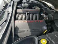 57 Ls1 Ls Engine With Reman 4l60e Transmission 2002 C5 Corvette Pullout
