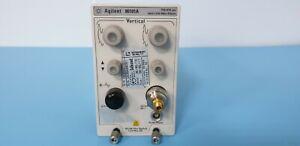 Agilent-HP-86101A-20GHz-Electrical-2-8GHz-Optical-Module-w-Option-202