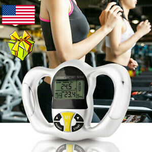 Digital-LCD-Body-Fat-Analyzer-Health-Care-Monitor-BMI-Meter-Tester-Calculator