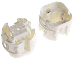 Bjb 18 W 2 Broches Pbt , Fluorescente Compacte Douille De Lampe Montage En Vis Vdgn0y4r-07231408-820781609