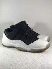 new arrivals 0480d 16d38 item 1 Nike Air Jordan 11 XI Low TUXEDO Boys Size 6.5Y GS 528896 110 White  Black -Nike Air Jordan 11 XI Low TUXEDO Boys Size 6.5Y GS 528896 110 White  Black