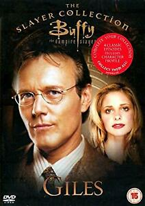 Buffy-the-Vampire-Slayer-The-Slayer-Collection-Giles-DVD-1998-New-DVD