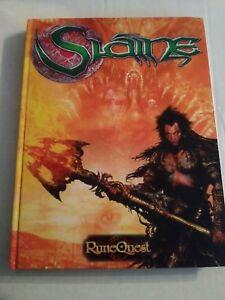 Runequest-Slaine-Mongoose-Publishing-MPG-8142-Hardcover-NEW