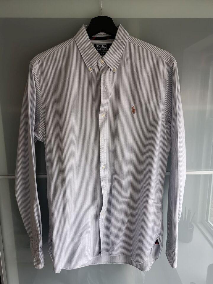 Skjorte, Polo Ralph Lauren , str. M – dba.dk – Køb og Salg