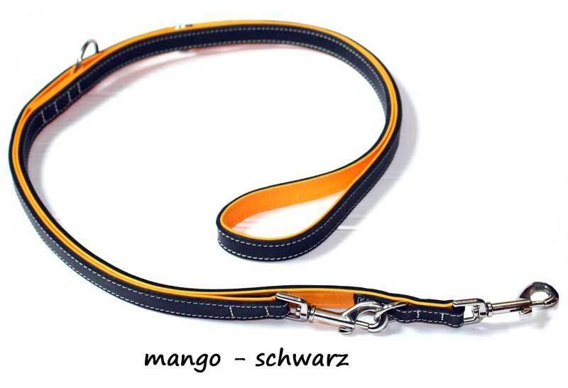 Hundeleine aus Leder - - - Lederleine Führleine Terranova Qualität auf Höchstniveau  | Haltbarkeit  446fd7
