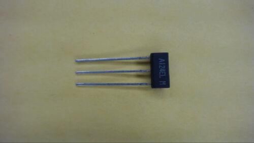ROHM DTA124EL PNP Transistor 3-Pin Through Hole New Lot Quantity-2