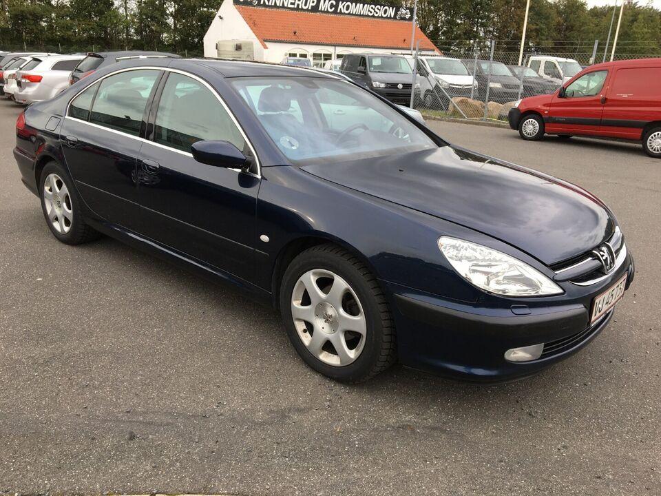 Peugeot 607 2,2 Ibene Benzin modelår 2001 km 363000 træk 1
