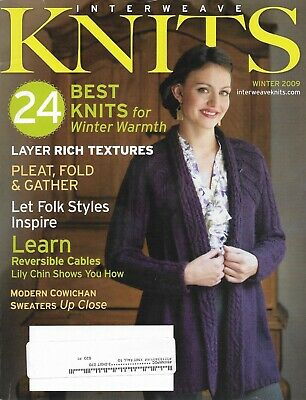 Interweave Knits magazine Summer 2009 jogless stripes