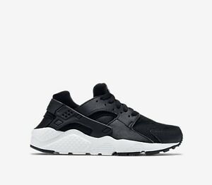 81c2cf8e61d Image is loading Nike-Air-Huarache-Run-GS-Boys-654275-011-