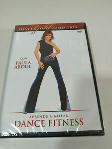Impara-a-Ballo-Dance-Fitness-Paula-Abdul-Gold-Collection-DVD-Regione-All-Nuovo