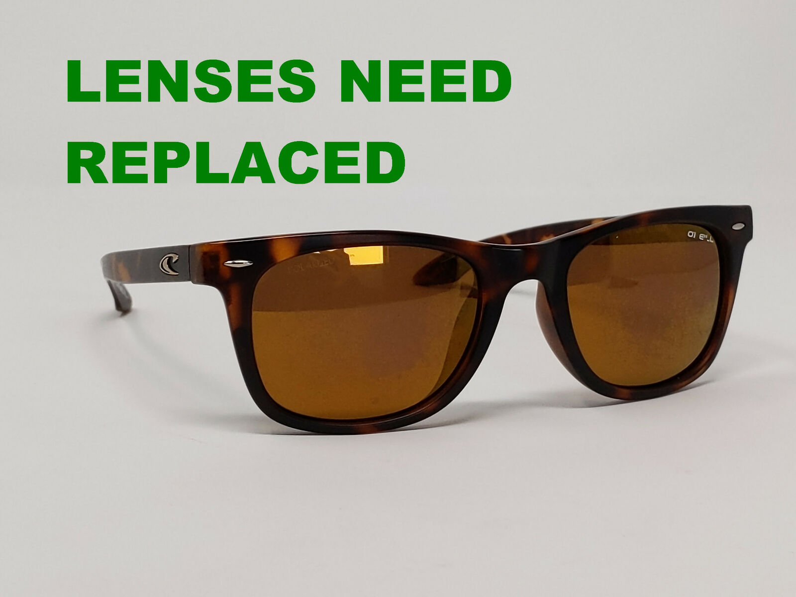 Authentic O'Neill Sunglasses ONS TOW C102P Black/Brown Frame Only 50[]21 139 A&S